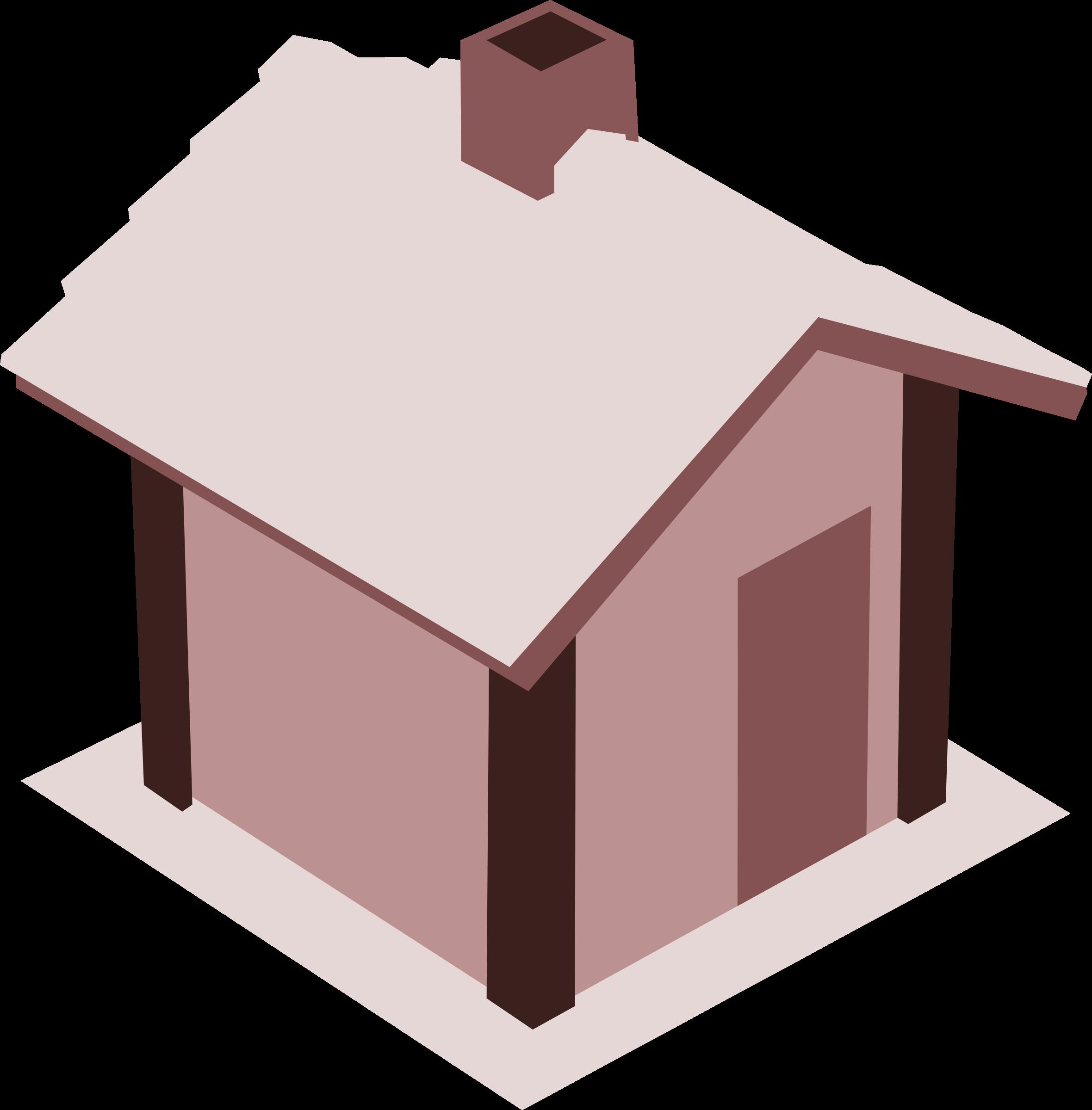 Schéma maison isolation